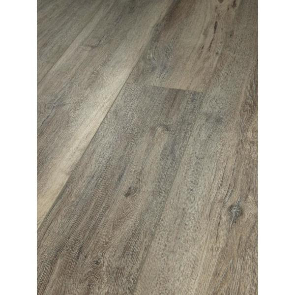 Melrose Oak Click 9 in. x 59 in. Barnboard Resilient Vinyl Plank Flooring (21.79 sq. ft. / case)