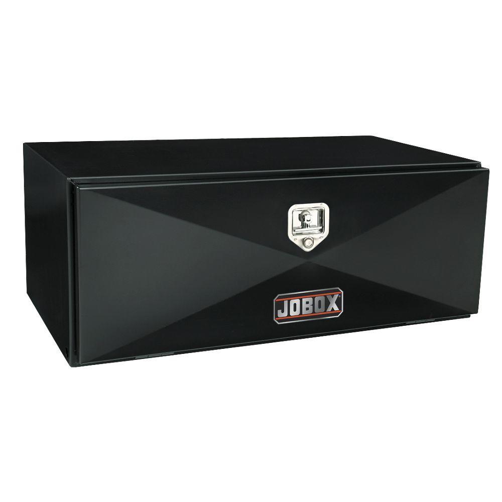 48 Gloss Black Steel  Underbody Truck Tool Box