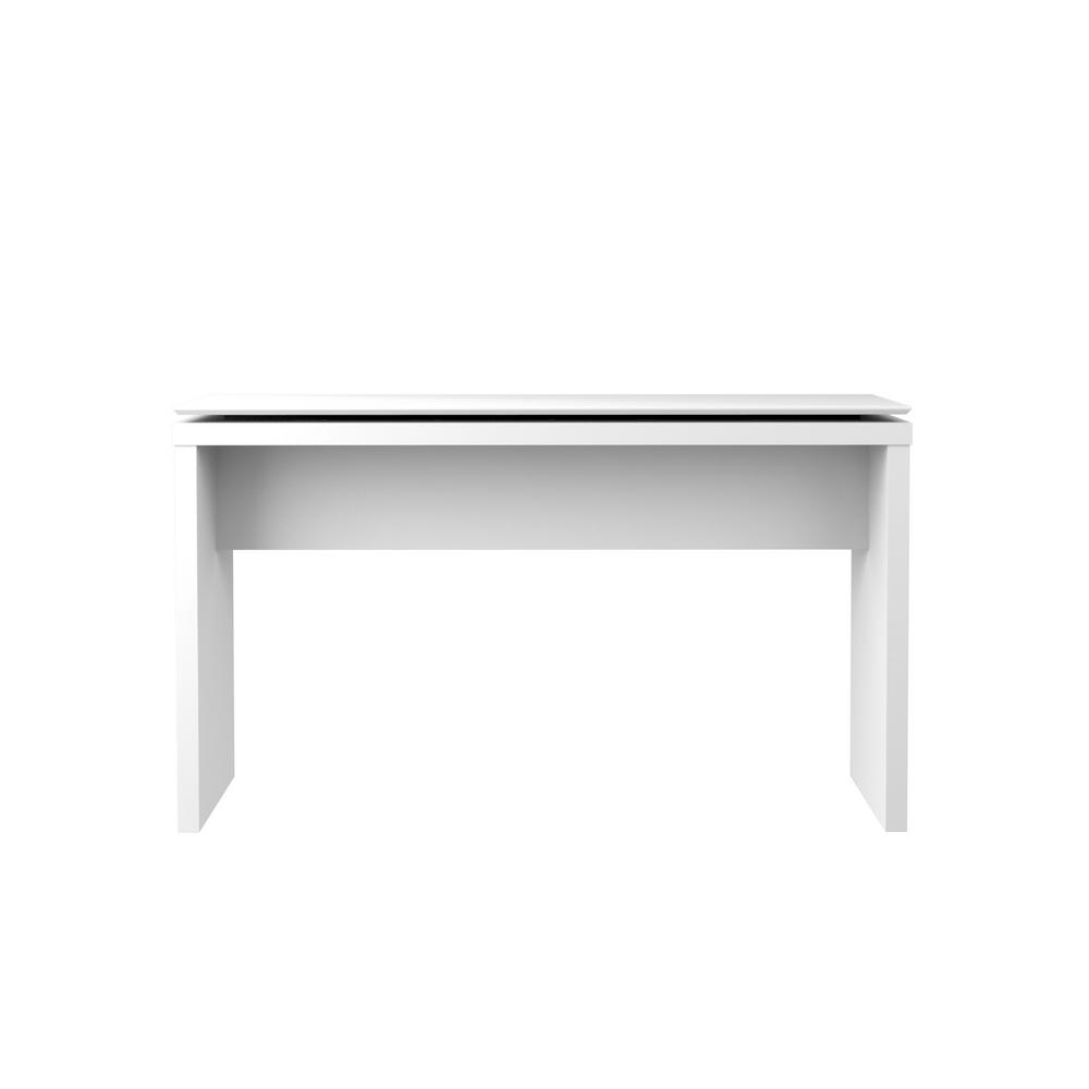 White Glosaple Cream Sideboard And Entryway