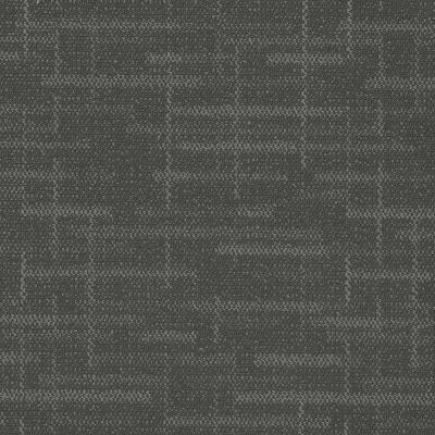 Builder Gray 24 in. x 24 in. Carpet Tiles (8 syds. case/carton - 18 Tiles case/carton)