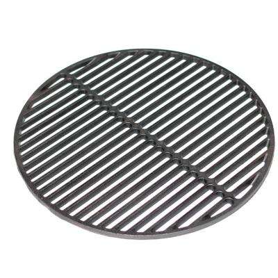 18 in. Cast Iron Grill Grate for Large Kamado Grills