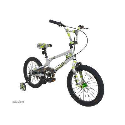 18 in. Boys Camo Decoy Bike