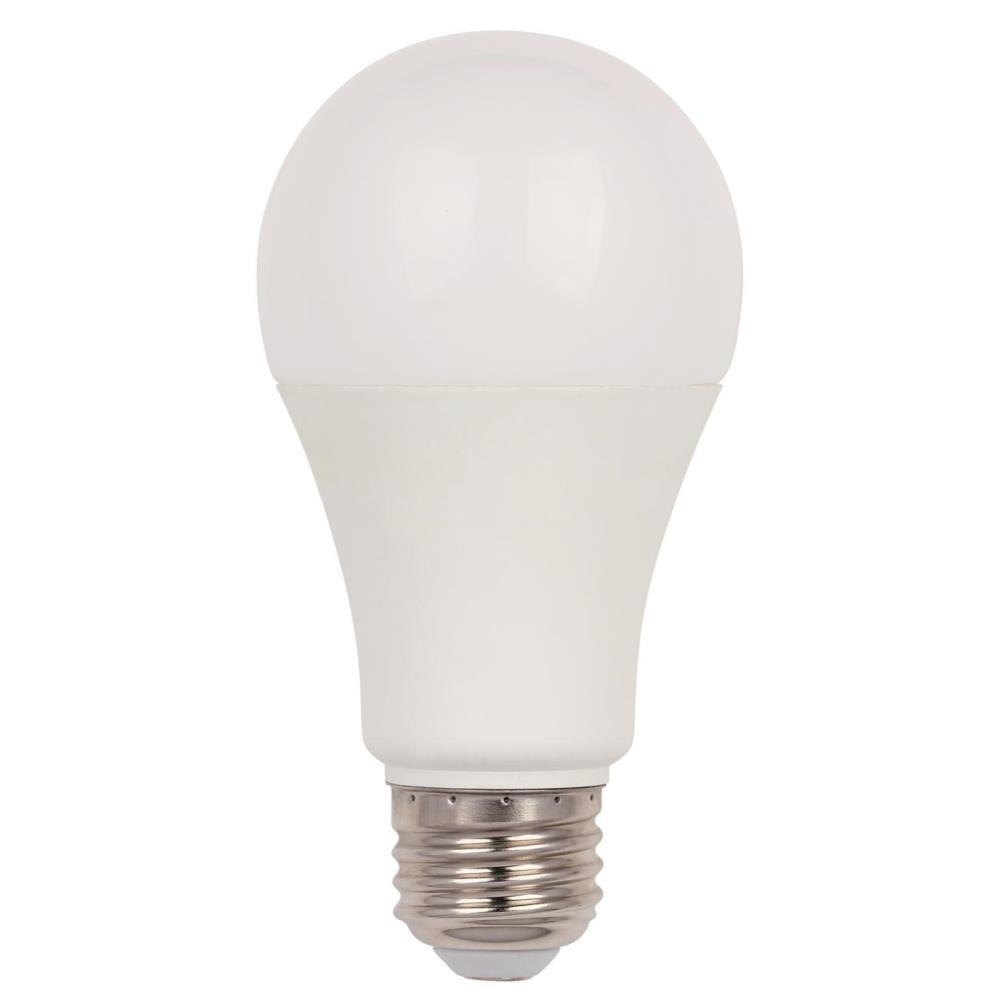 westinghouse 100w equivalent cool white omni a19 dimmable led light bulb 5075000 the home depot. Black Bedroom Furniture Sets. Home Design Ideas