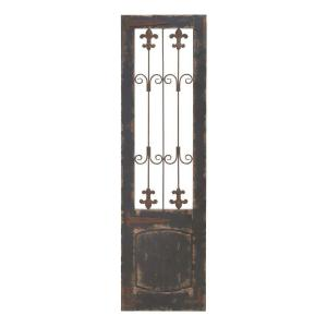Adrian 57 in. H Gate Wall Art
