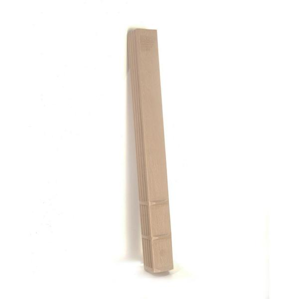 4 in. x 4 in. x 42 in. In-Ground Post Decay Protection (Case of 12-Pieces)