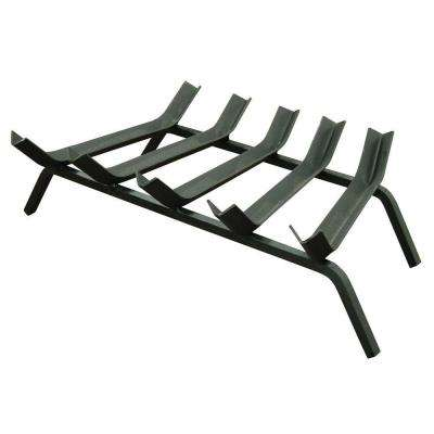 23 in. V Fireplace Grate