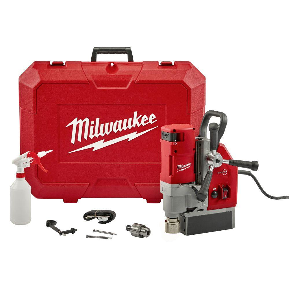 Milwaukee 13 Amp 1-5/8 in. Electromagnetic Drill Kit