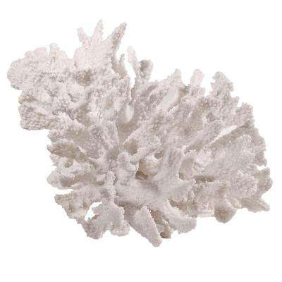 7 in. Decorative Faux Coral