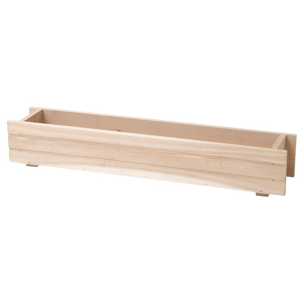 railing build insight decorations for making home cedar planter