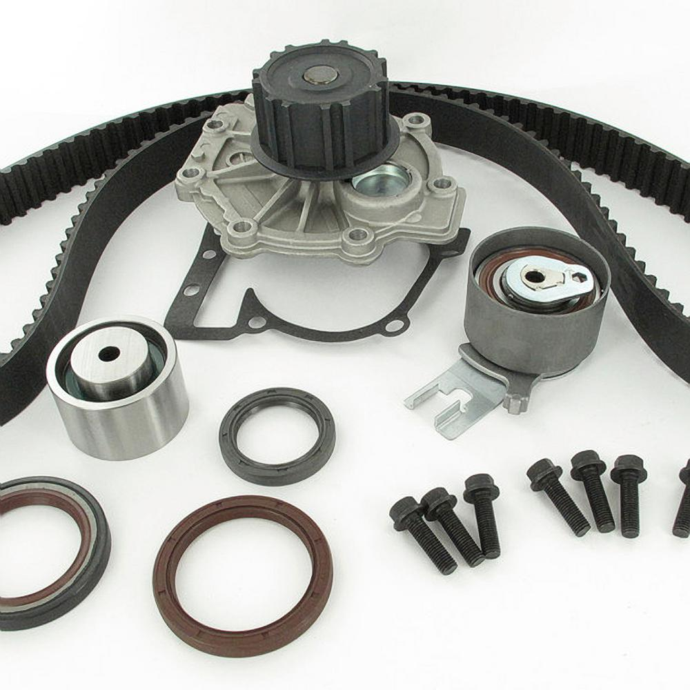 Skf Engine Timing Belt Kit With Water Pump And Seals Fits 2000 2002 Volvo S80