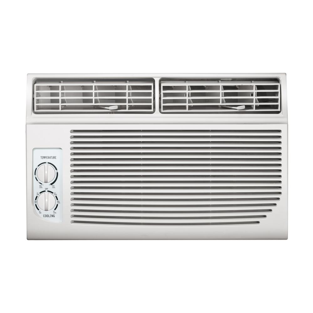 Impecca 12 000 btu 115 volt mechanical controlled mini for 12 000 btu window air conditioner