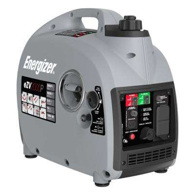 1600-Watt Gasoline Powered Portable Generator with Parallel Capability