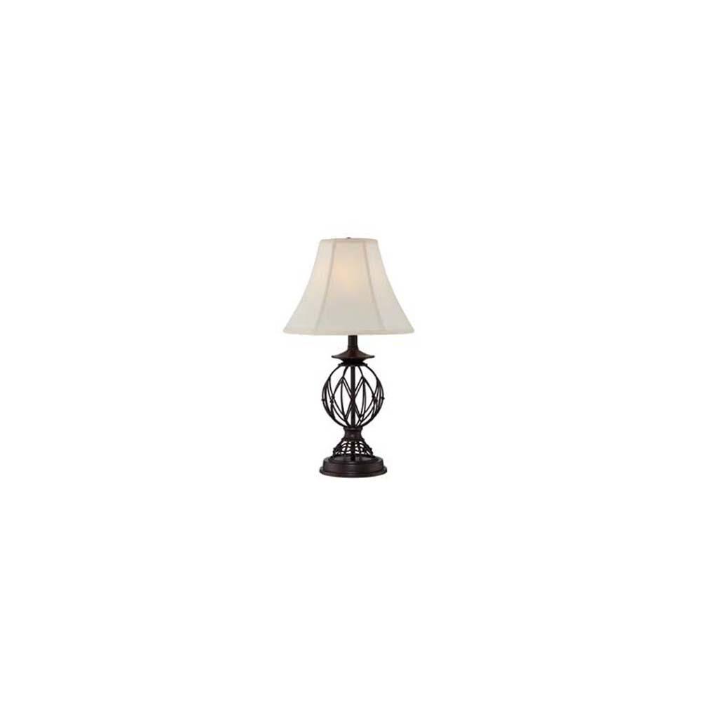 24.5 in. Antique Bronze Table Lamp