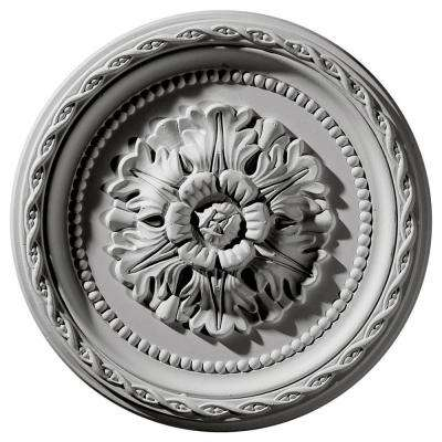 11-1/2 in. O.D. Medway Ceiling Medallion