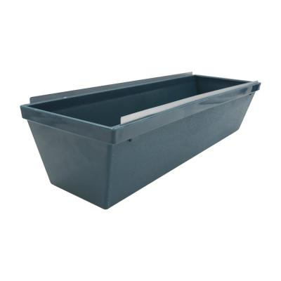 14 in. Plastic Mud Pan
