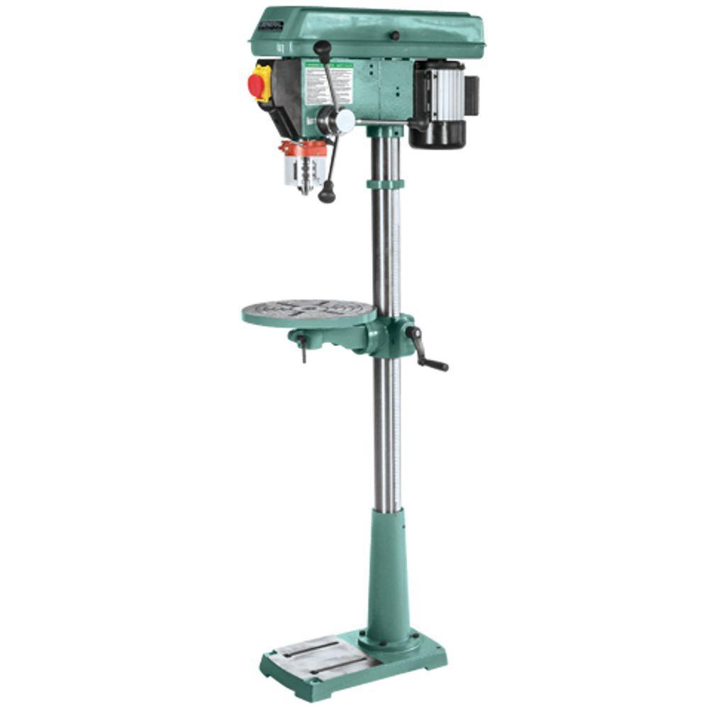 General International 15 inch Variable Speed Drill Press by General International