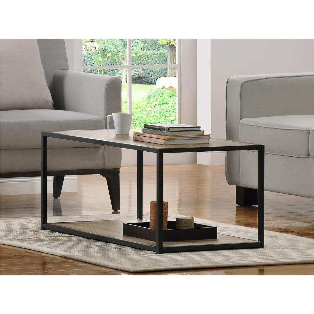 Altra Furniture Canton Sonoma Oak Coffee Table