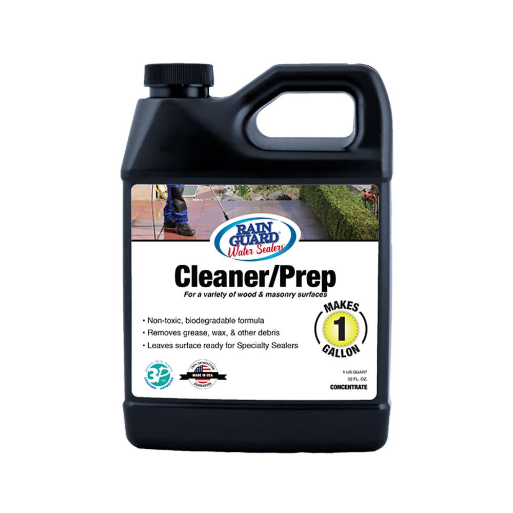 32 oz. Premium Cleaner/Prep for Wood and Masonry Surfaces Super Concentrate