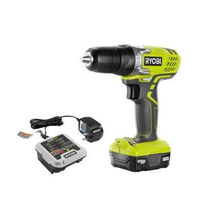 12-Volt Lithium-Ion Cordless 3/8 in. Drill/Driver Kit with 12-Volt Battery and Charger