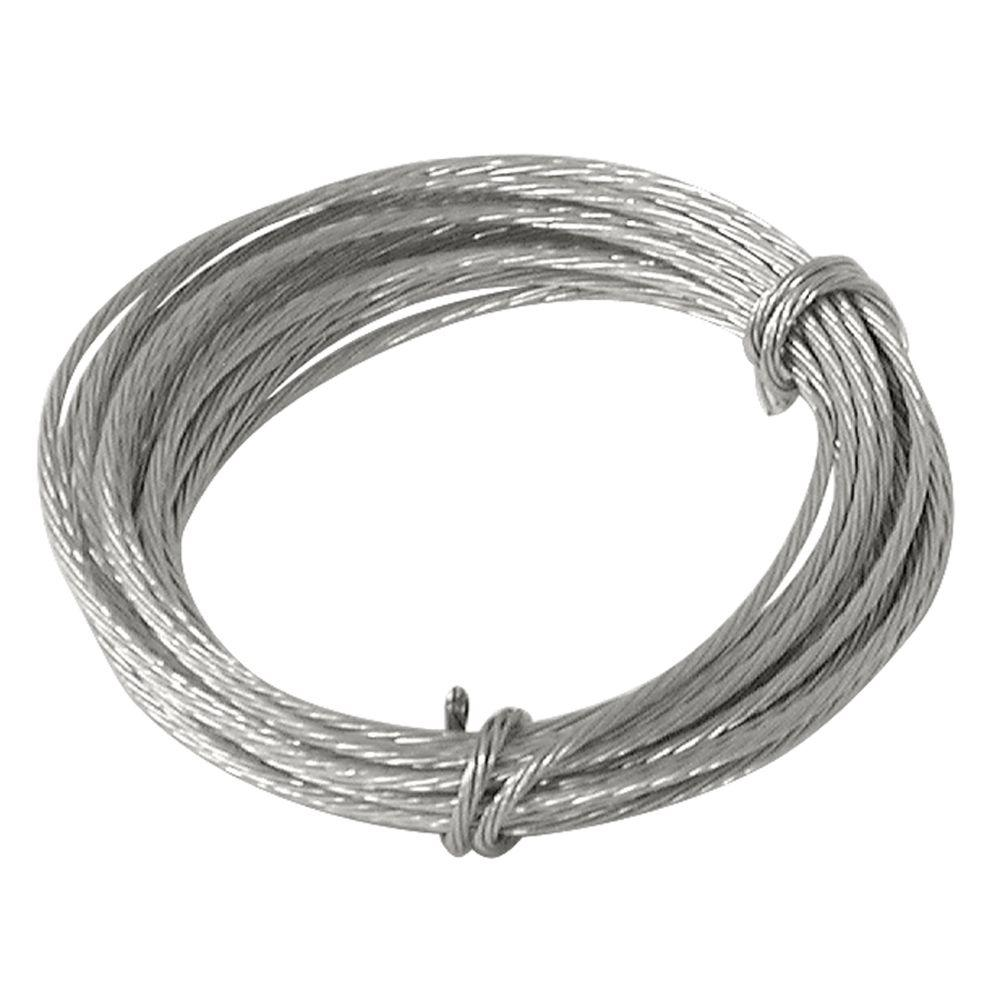 Wire For Hanging | Ook 9 Ft Mirror Hanging Cord 50165 The Home Depot