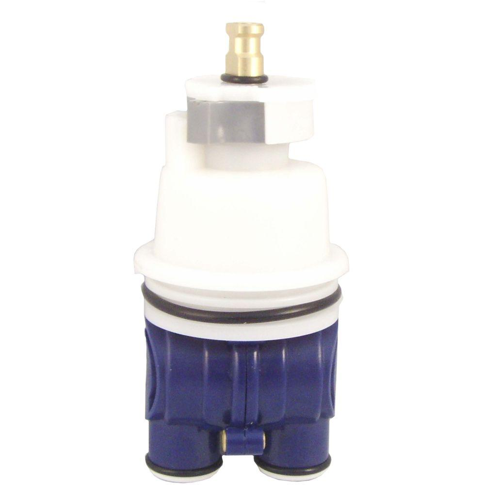 Single-Handle Cartridge for Delta Pressure Balance Tub and Shower ...