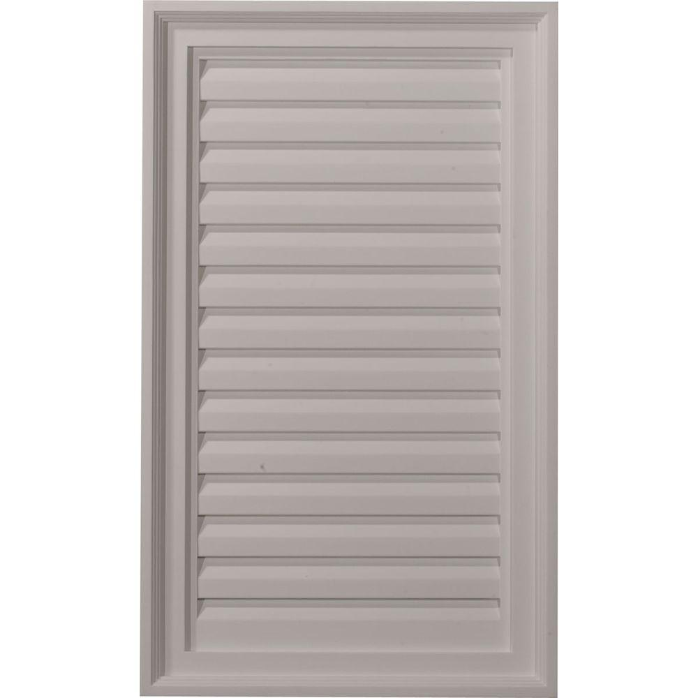 2 in. x 18 in. x 30 in. Decorative Vertical Gable