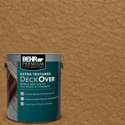 1 gal. #SC-146 Cedar Extra Textured Wood and Concrete Coating