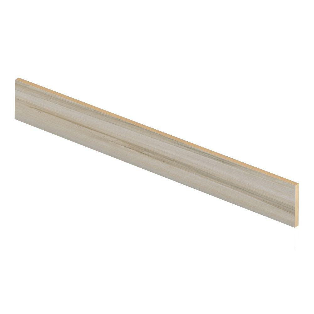 White Maple 47 in. Long x 1/2 in. Deep x 7-3/8 in. Height...
