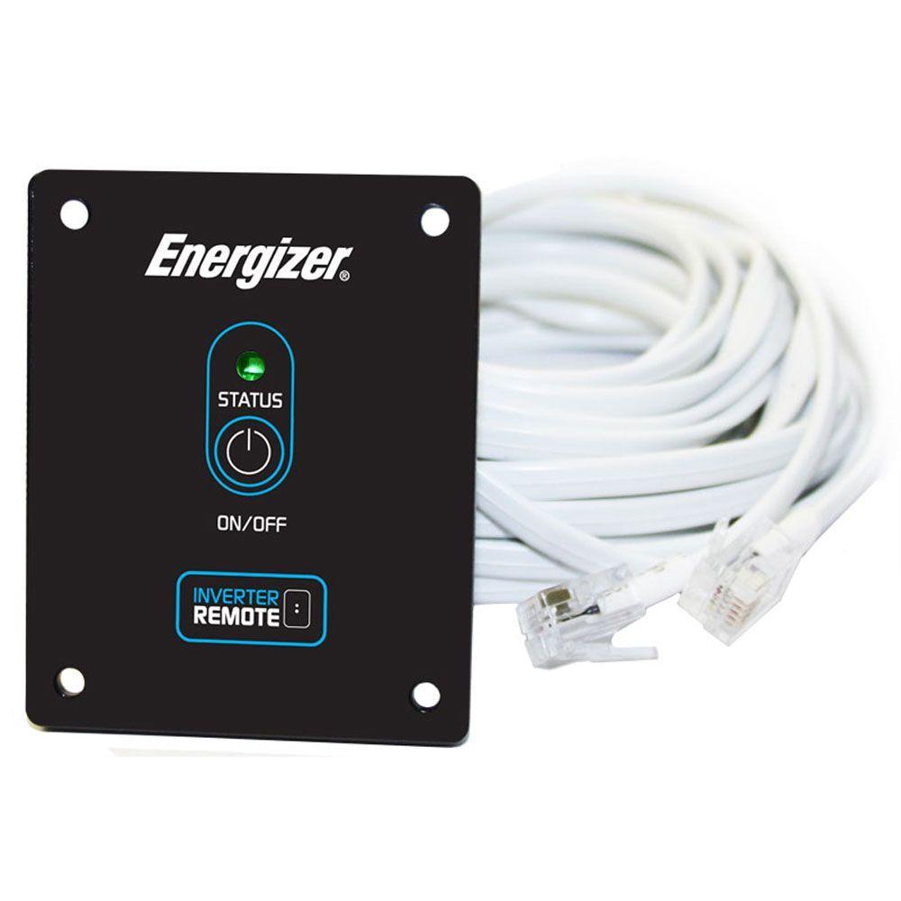 Energizer Inverter Remote for EN900 EN1100 EN1500 EN2000 ...