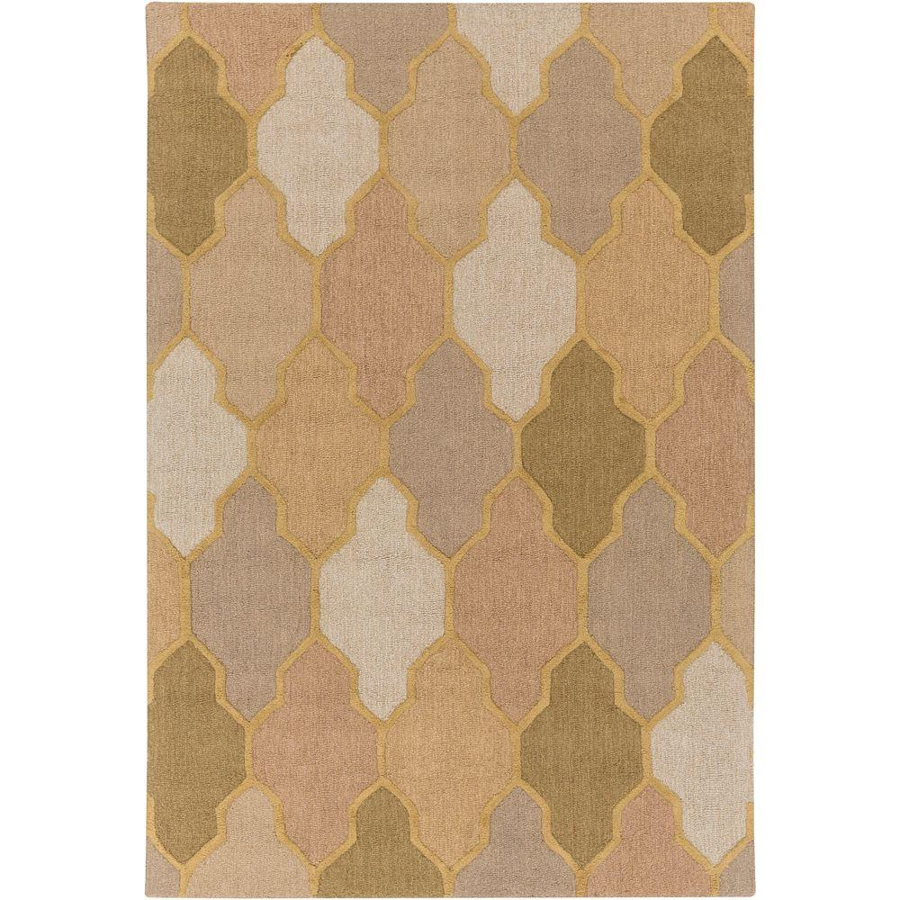 Pollack Morgan Beige 6 ft x 9