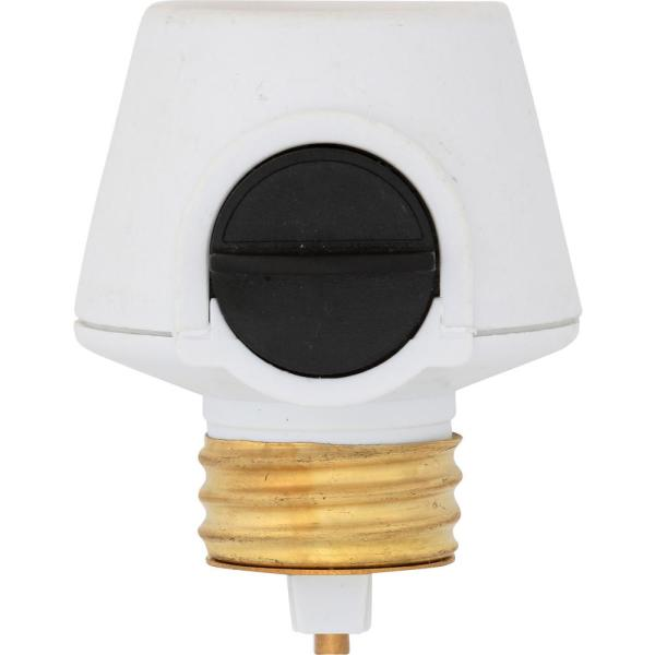 100-Watt Full Range Lamp Socket Dimmer