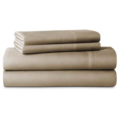 4-Piece Rayon from Bamboo Sheet Set