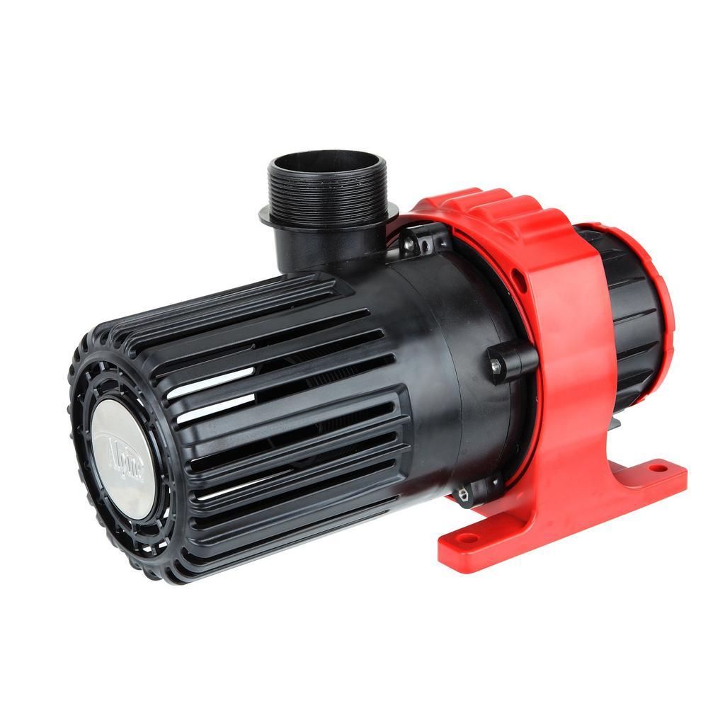 Alpine Corporation 0.60 HP Eco-Twist Pump 5300 GPH/33 ft. Cord