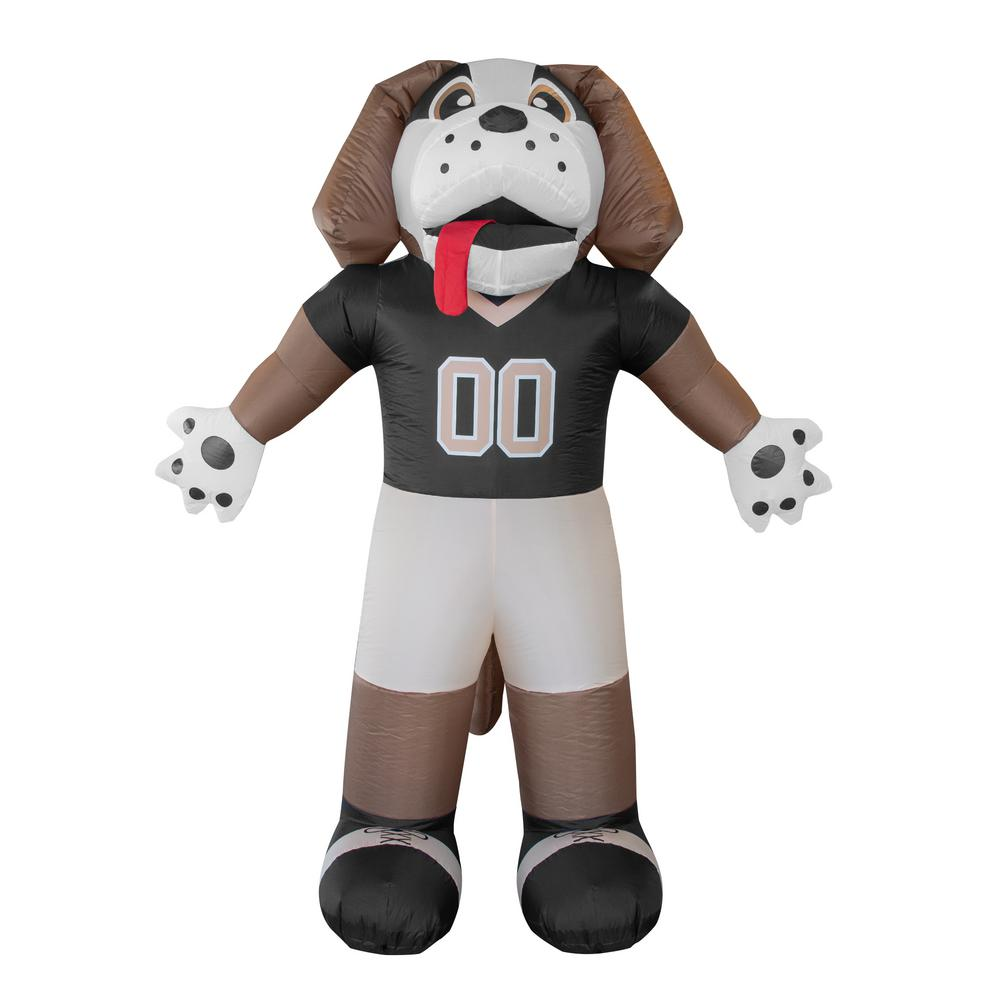Nfl 7 Ft New Orleans Saints Inflatable Mascot