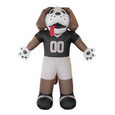 7 ft. New Orleans Saints Inflatable Mascot