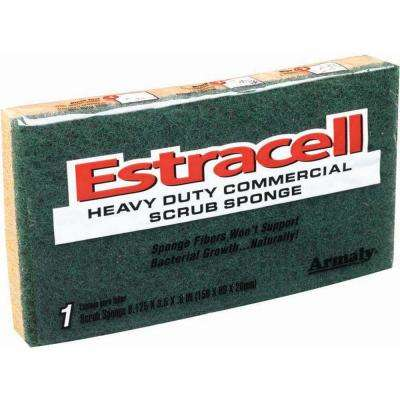 Estracell HD Scrub Sponge Utility (Case of 24)
