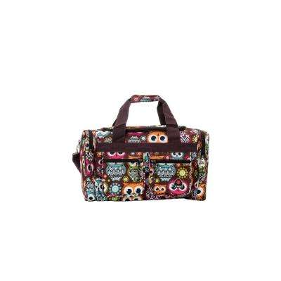 Rockland Freestyle 19 in. Tote Bag, Owl