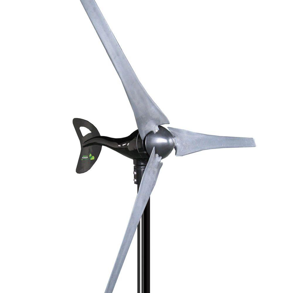 400-Watt Marine Wind Turbine Power Generator for 12-Volt Systems