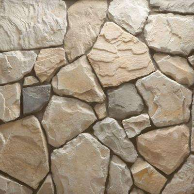 Field Stone Cascade Flats 150 sq. ft. Bulk Pallet Manufactured Stone