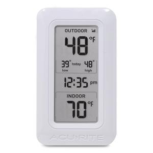 Acurite Wireless Digital Weather Thermometer 00826hd The