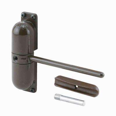 Brown Safety Spring Door Closer