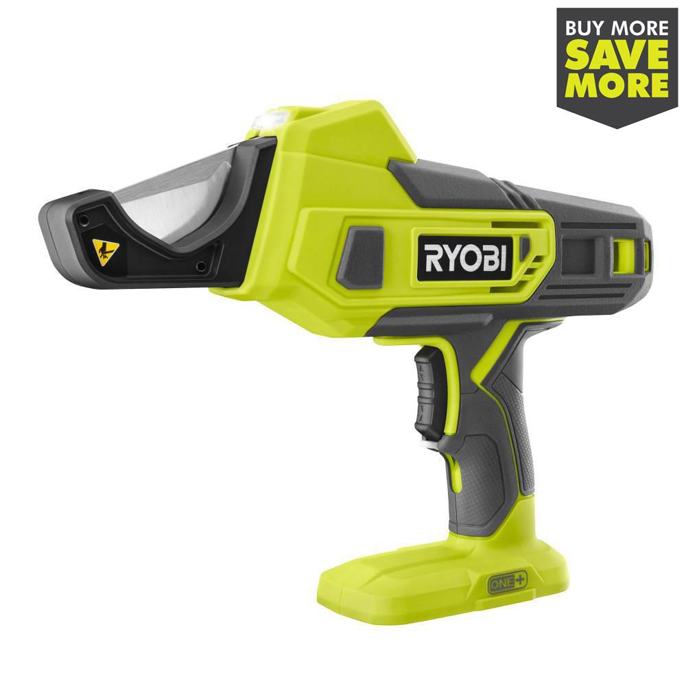 RYOBI 18-Volt ONE+ Lithium-Ion Cordless PVC and PEX Cutter (Tool Only)