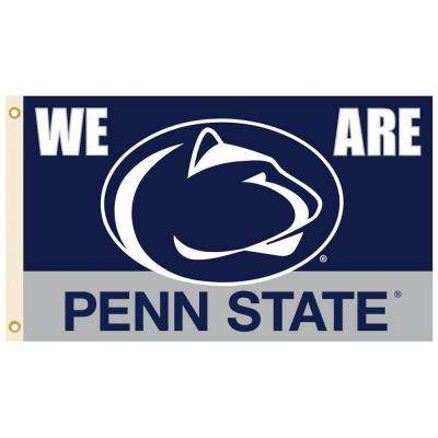 NCAA 3 ft. x 5 ft. Penn State Flag