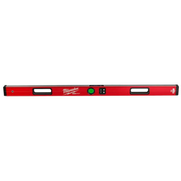 48 in. REDSTICK Digital Box Level with Pin-Point Measurement Technology