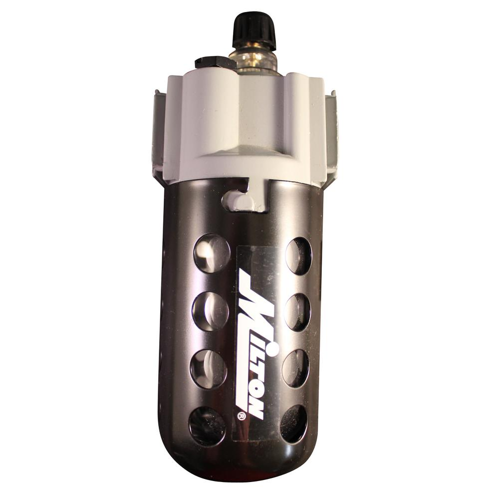 1/2 in. NPT Polycarbonate Precision Lubricator