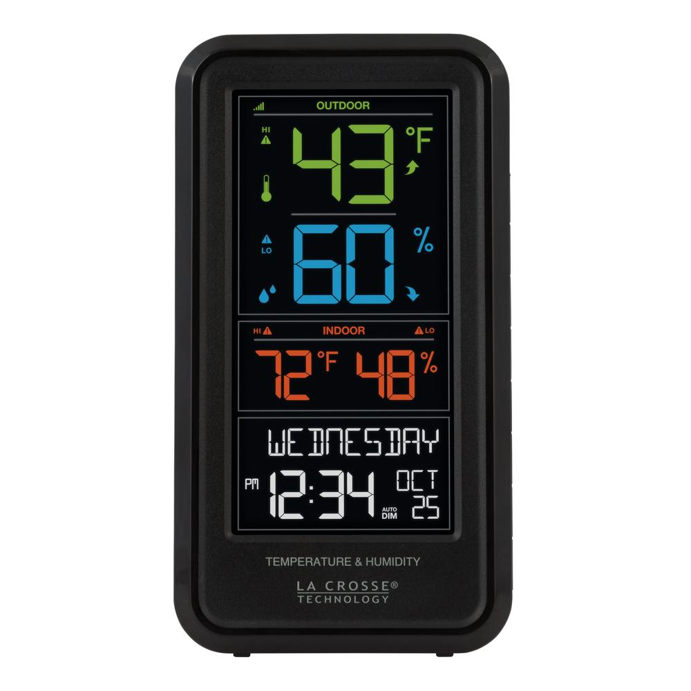 Wireless Digital Personal Weather Station