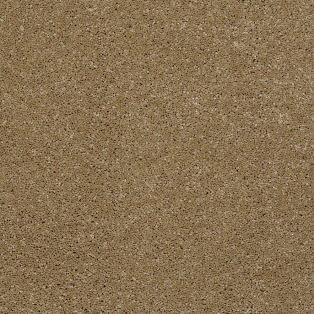 Martha Stewart Living Elmsworth - Color Tobacco Leaf 6 in. x 9 in. Take Home Carpet Sample