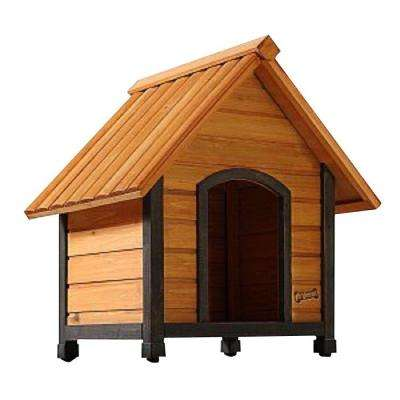 1.7 ft. L x 2.2 ft. W x 2.4 ft. H Arf Frame Small Dog House