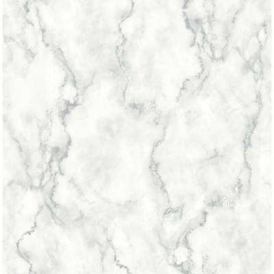 Marble Texture Peel and Stick Wallpaper