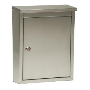 Architectural Mailboxes Regent Wall-Mount Locking Mailbox by